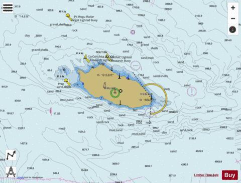 San Nicolas Island Marine Chart Nautical Charts App