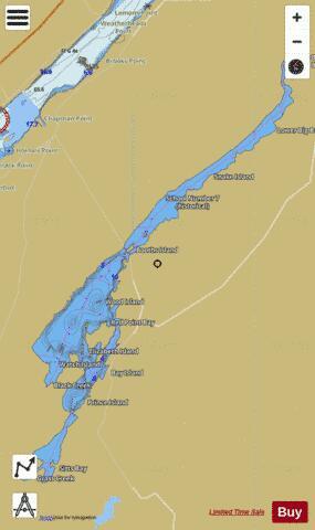 black lake fishing map Black Lake Fishing Map Us Aa Ny 00977214 Nautical Charts App black lake fishing map