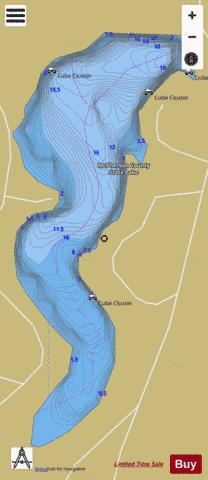 McPherson Co. SFL, McPherson Fishing Map - i-Boating App