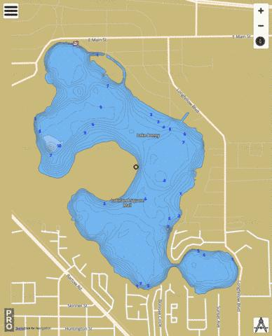 Bonny Fishing Map - i-Boating App