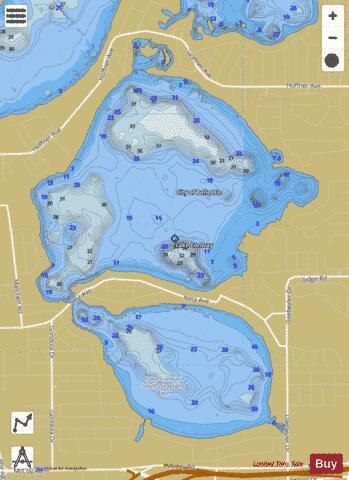 Lake Conway Map Rtlbreakfastclub