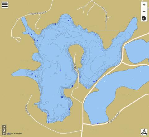 Carpenter App carpenter lake (fishing map : us_km_ky_carpenter_lake_) | nautical