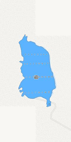Little Island Pond Fishing Map - i-Boating App