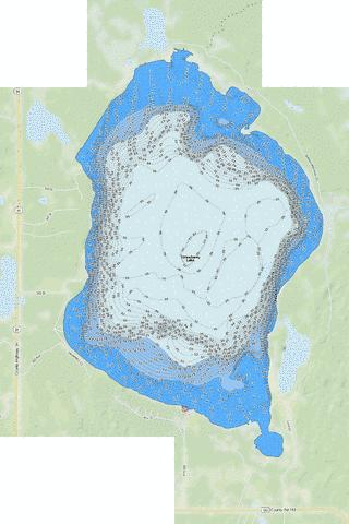 Strawberry Fishing Map - i-Boating App