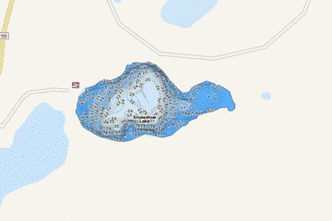 Little Andrus Fishing Map - i-Boating App