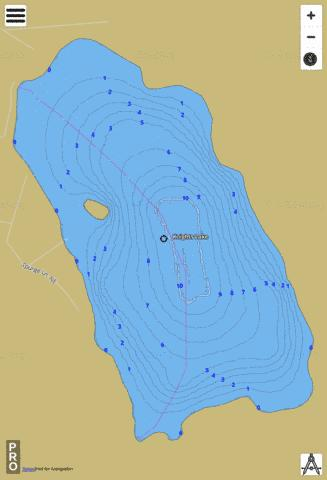 Knight Fishing Map - i-Boating App