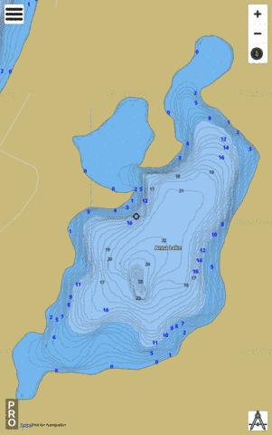 Anna Fishing Map - i-Boating App