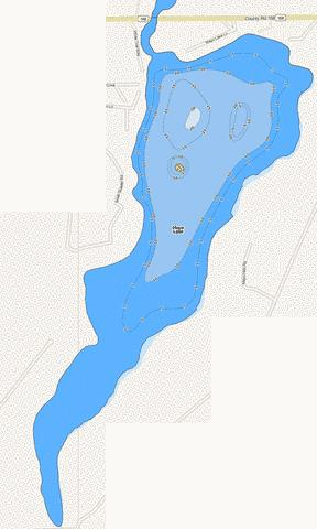 Mayo Fishing Map - i-Boating App