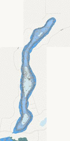 Stocking Fishing Map - i-Boating App