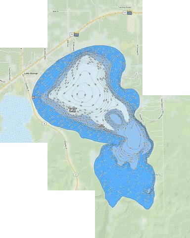 George Fishing Map - i-Boating App