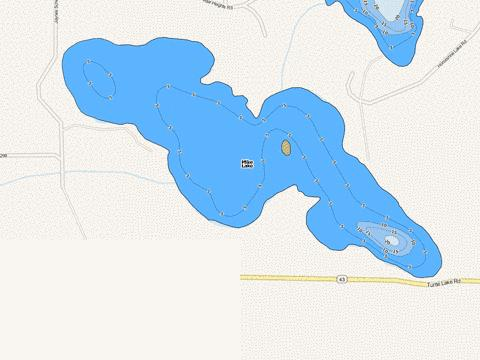 Mike Fishing Map - i-Boating App