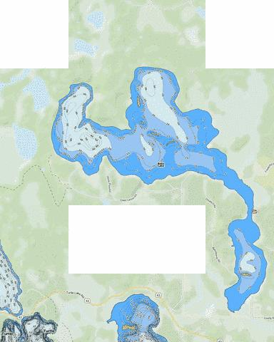 Bello Fishing Map - i-Boating App