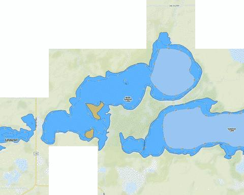West Solomon Fishing Map - i-Boating App