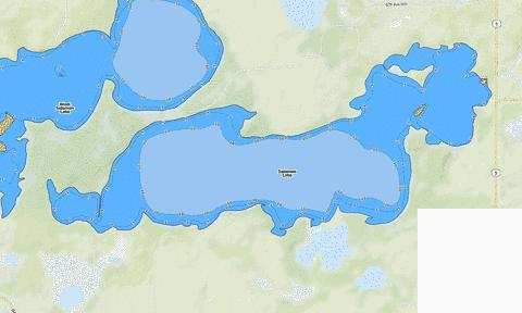 East Solomon Fishing Map - i-Boating App