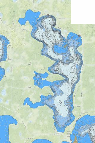 Franklin Fishing Map - i-Boating App