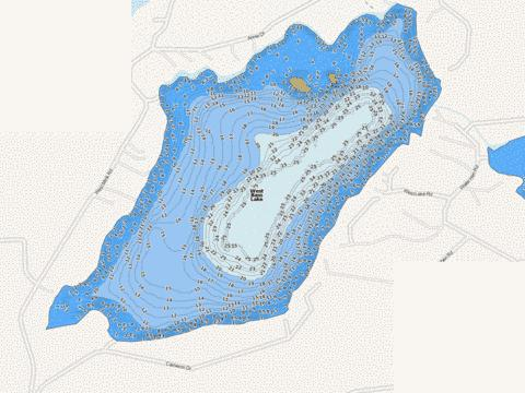 Cameron Fishing Map - i-Boating App