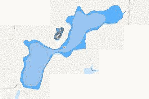 Elbow Fishing Map - i-Boating App