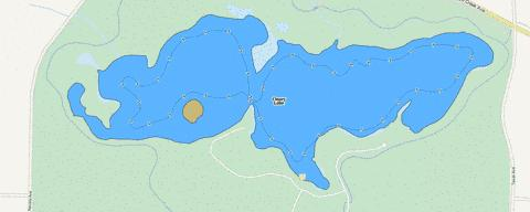 Cleary Fishing Map - i-Boating App