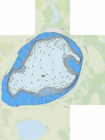 Grand Fishing Map - i-Boating App