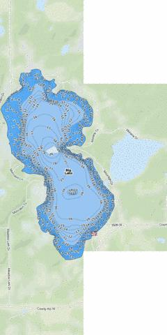Big Fishing Map - i-Boating App
