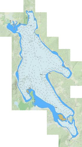newfound lake nh map Newfound Lake Fishing Map Us Nh 00868726 Nautical Charts App newfound lake nh map