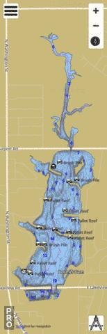Boomer Fishing Map - i-Boating App