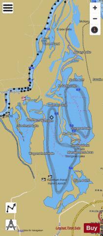 Sturgeon lake fishing map us or ordfw sturgeon lake for Battle ground lake fishing