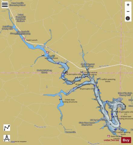 Blue marsh lake map related keywords blue marsh lake map for Blue marsh lake fishing