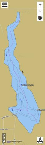 Reliance Fishing Map - i-Boating App
