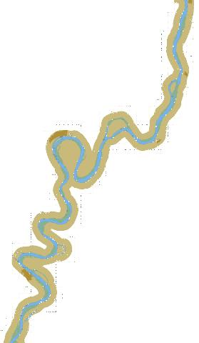 Lower Mississippi River mile 829 to 951 Marine Chart - Nautical Charts App