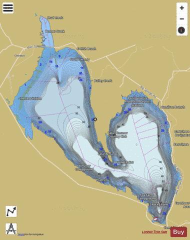 lake almanor fishing map Lake Almanor Fishing Map Us Ub Ca 00256197 Nautical Charts App lake almanor fishing map