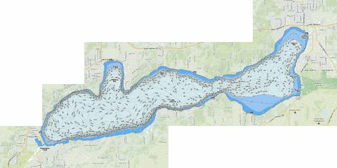lake geneva fishing map us wi nautical charts app