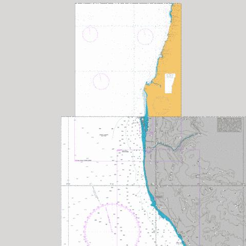 Ponta Grossa to Kunene River Marine Chart - Nautical Charts App