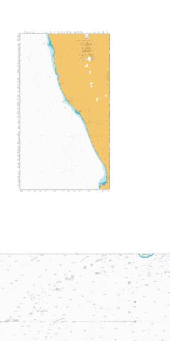 Hollandsbird Island to Cape Columbine Marine Chart - Nautical Charts App