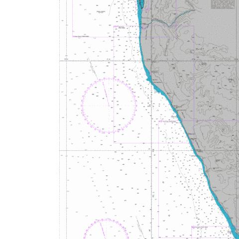 Kunene River to Sand Table Hill Marine Chart - Nautical Charts App