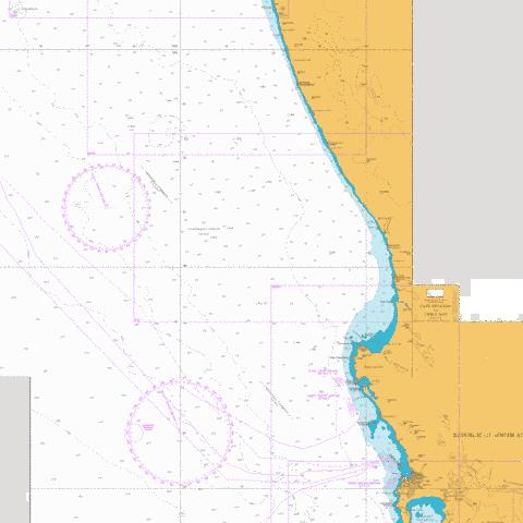 Island Point to Cape Deseada Marine Chart - Nautical Charts App