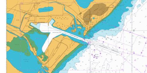 Richards Bay Harbour (Marine Chart : ZA_4174_0) | Nautical Charts App