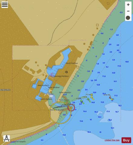 Sovereign Harbour Marine Chart - Nautical Charts App