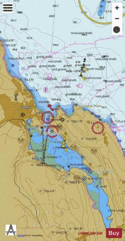 Larne Lough and Approaches Marine Chart - Nautical Charts App