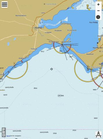 Victoria - Port Phillip and Approaches Marine Chart - Nautical Charts App
