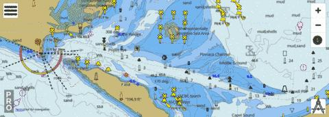 Australia - Victoria - Port Phillip - The Rip Marine Chart - Nautical Charts App