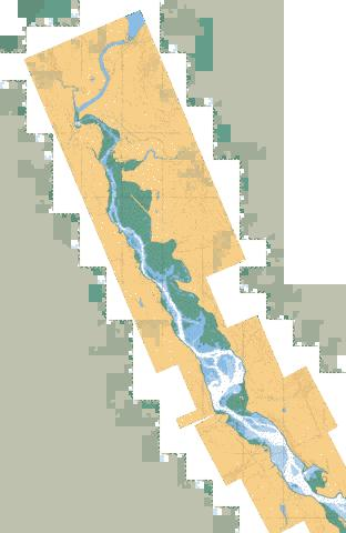 BLANKET CREEK TO/� REVELSTOKE Marine Chart - Nautical Charts App