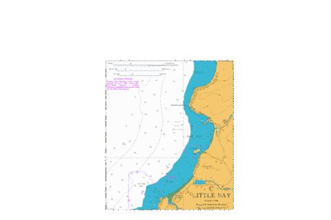 Little Bay Marine Chart - Nautical Charts App