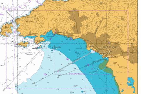 Port of Spain and Approaches Marine Chart - Nautical Charts App