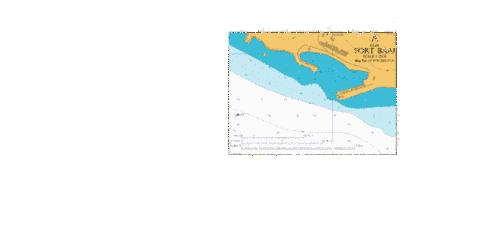 A Fort Baai Marine Chart - Nautical Charts App