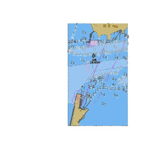 Wittower Faehre Marine Chart - Nautical Charts App