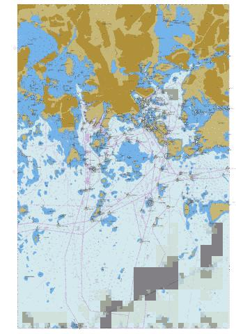 Port of Helsinki Marine Chart FIFI59S191 Nautical Charts App
