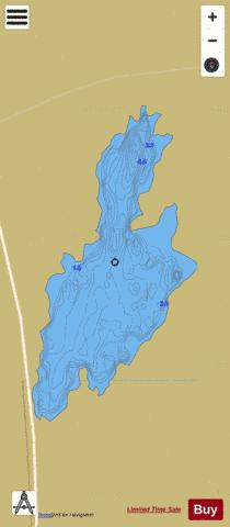 Nafurnace ( Lough ) Fishing Map - i-Boating App