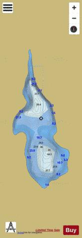 Anaffrin ( Lough ) Fishing Map - i-Boating App