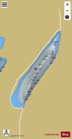 Salt ( Lough ) Fishing Map - i-Boating App